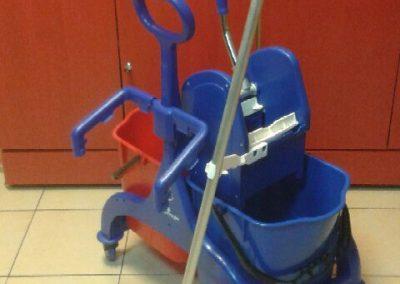 2 wózek Fred komplet